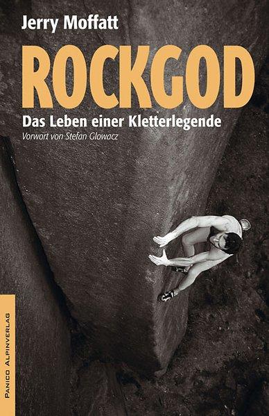 Rockgod als Buch von Jerry Moffatt, Niall Grimes