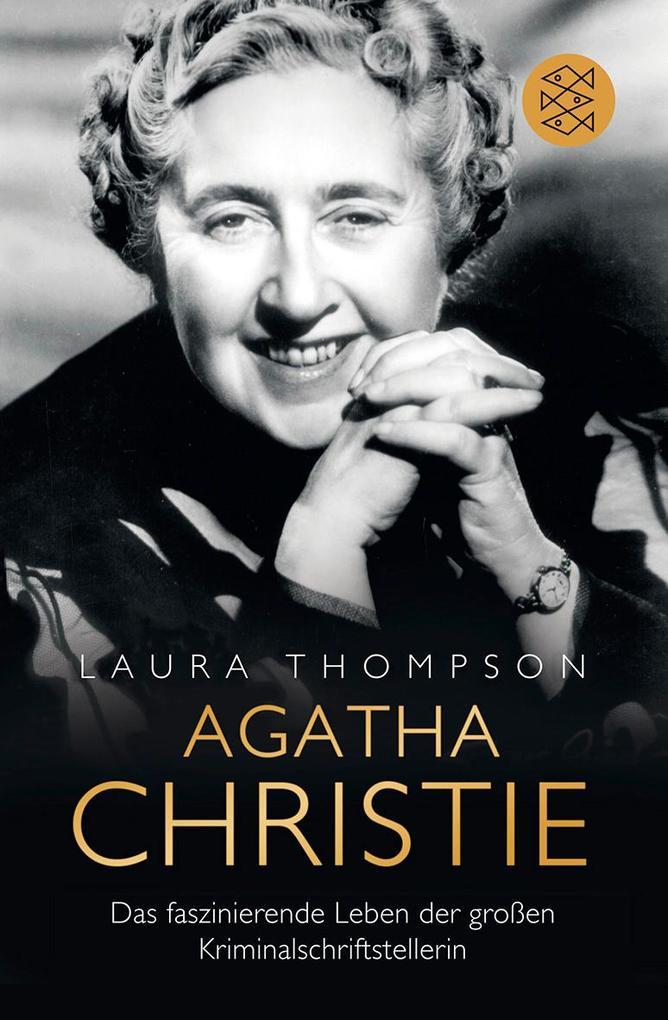 Agatha Christie als Taschenbuch von Laura Thompson