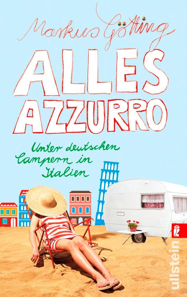 Alles Azzurro als eBook von Markus Götting