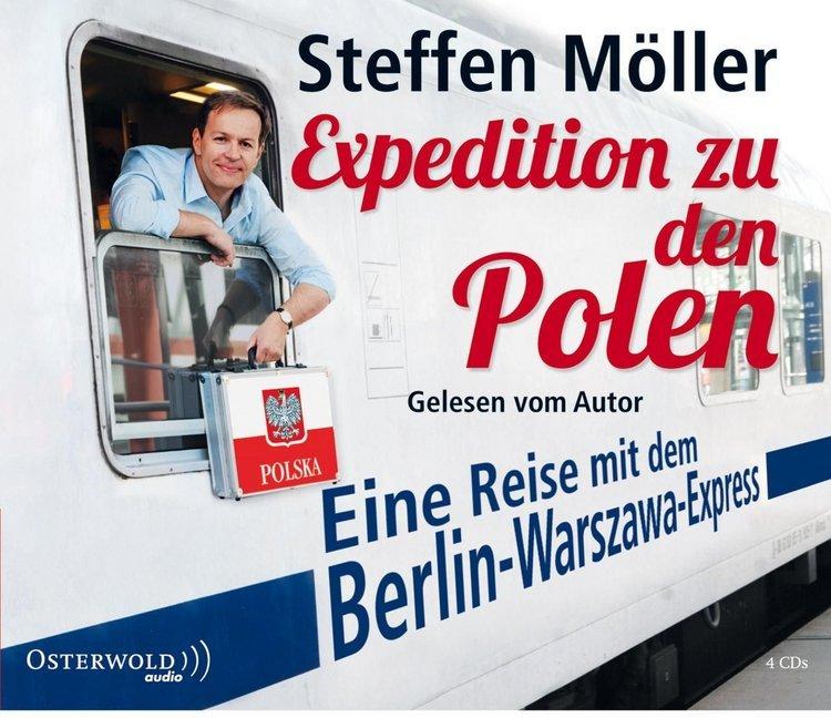 Expedition zu den Polen als Hörbuch CD von Steffen Möller