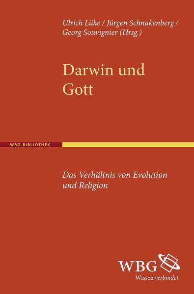 Darwin und Gott als Buch von