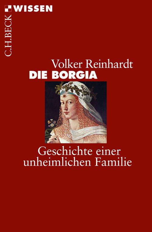 Die Borgia als eBook von Volker Reinhardt