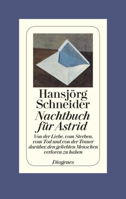 Nachtbuch für Astrid als Buch von Hansjörg Schneider