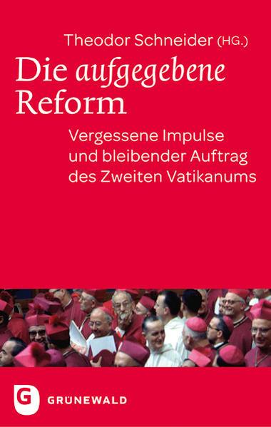 Die aufgegebene Reform als Buch von