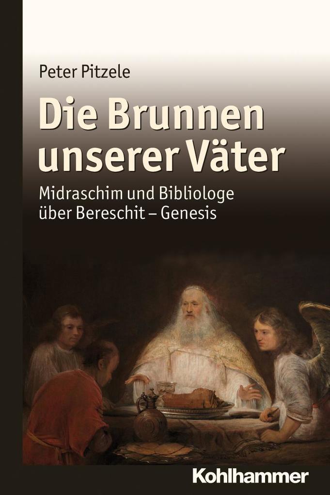 Die Brunnen unserer Väter als Buch von Peter Pitzele