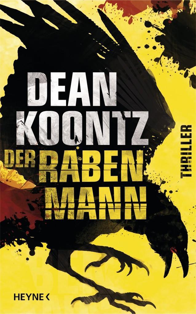 Der Rabenmann als eBook von Dean Koontz