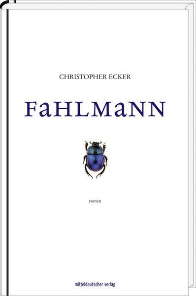 Fahlmann als Buch von Christopher Ecker