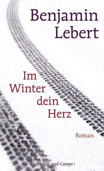 Im Winter dein Herz als Buch von Benjamin Lebert