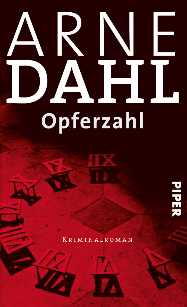 Opferzahl als eBook von Arne Dahl