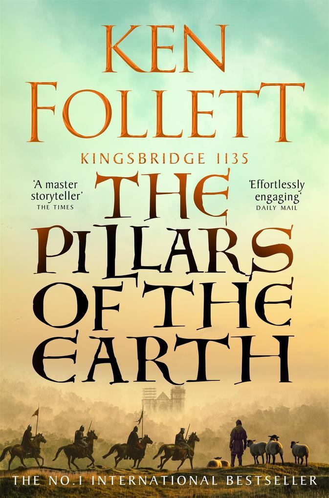 The Pillars of the Earth als eBook von Ken Follett
