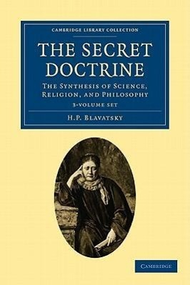 The Secret Doctrine - 3 Volume Set als Taschenbuch von Helene Petrovna Blavatsky, H. P. Blavatsky