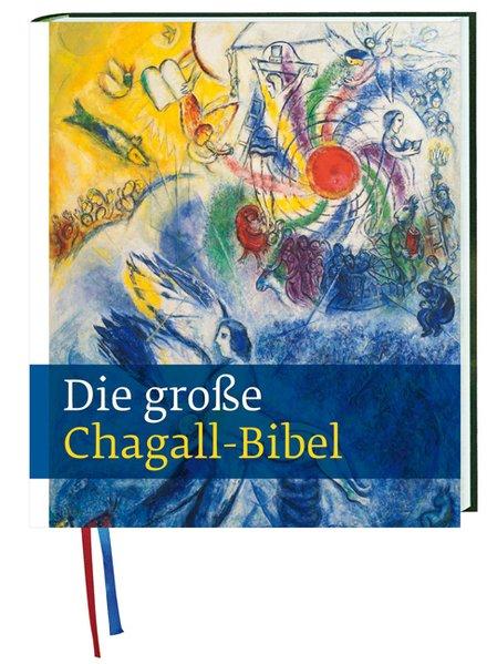 Die große Chagall Bibel als Buch von