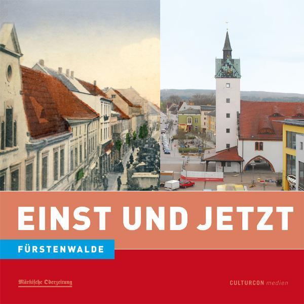 Fürstenwalde als Buch von Guido Strohfeldt Uwe Stemmler