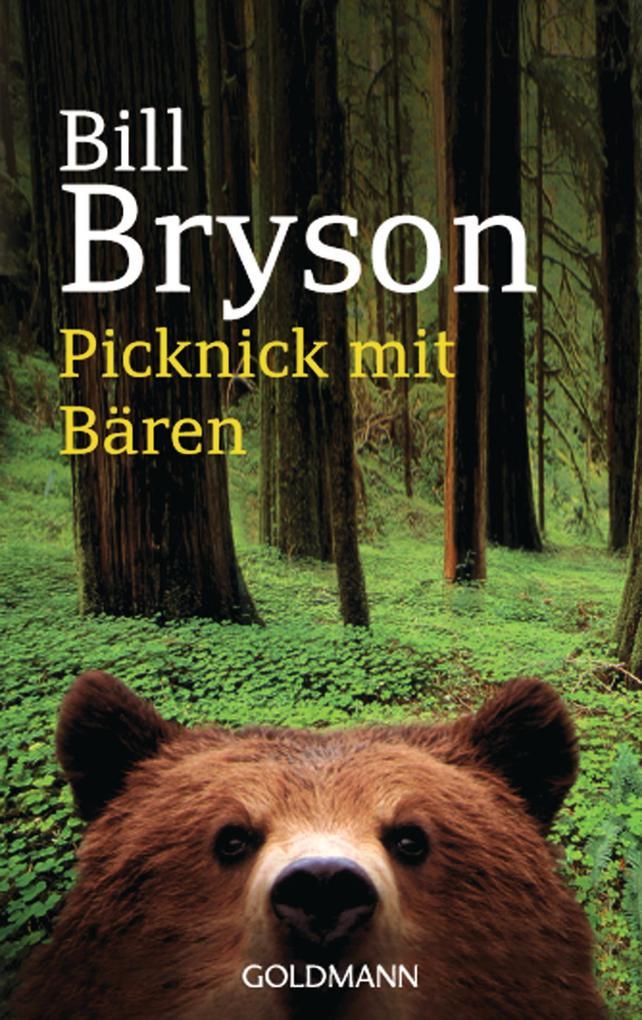 Picknick mit Bären als eBook von Bill Bryson