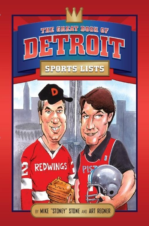 The Great Book of Detroit Sports Lists als eBoo...