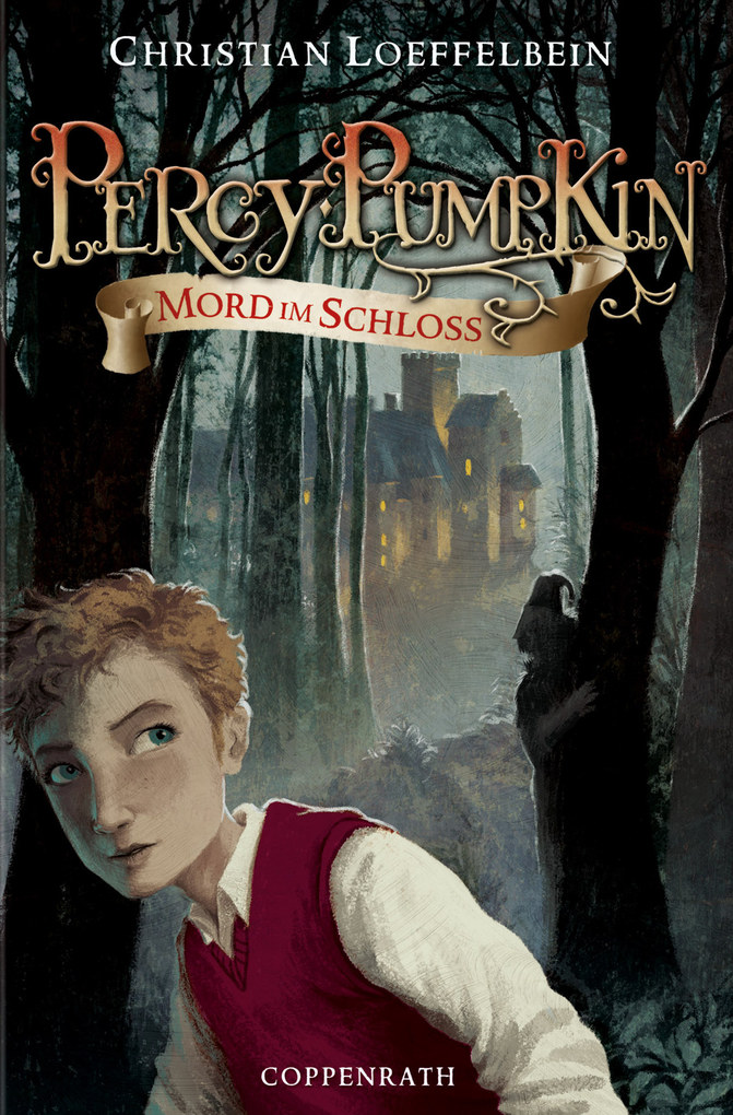 Percy Pumpkin - Band 1 als eBook von Christian Loeffelbein