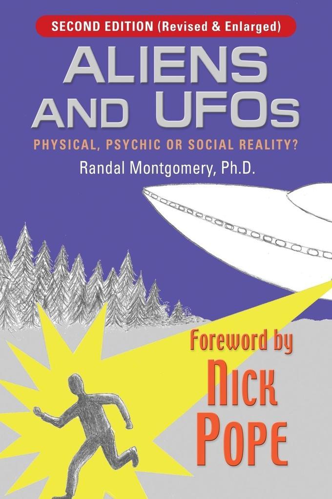 Aliens and UFOs als Taschenbuch von Randal Mont...