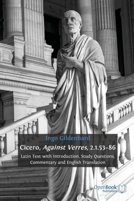 Cicero, Against Verres, 2.1.53-86 als Taschenbuch von Ingo Gildenhard