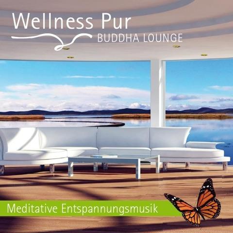 Buddha Lounge als Hörbuch CD von