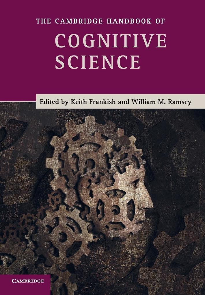 The Cambridge Handbook of Cognitive Science als Buch von
