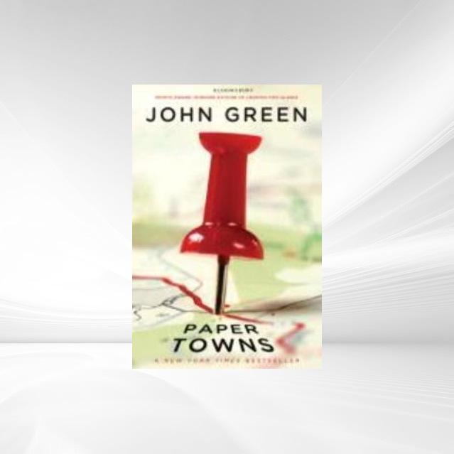 Paper Towns als eBook von John Green