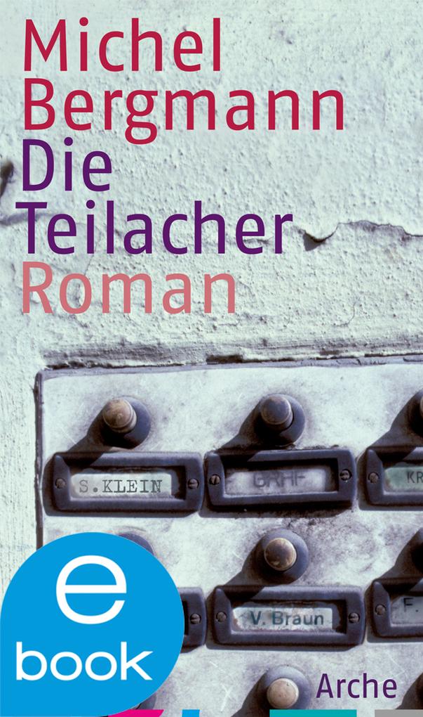 Die Teilacher als eBook von Michel Bergmann