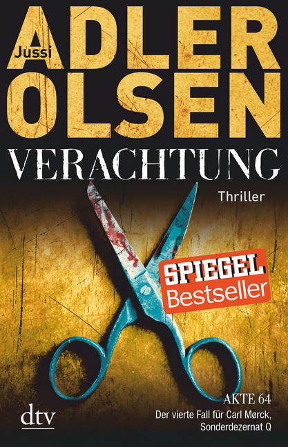 Verachtung als Buch von Jussi Adler-Olsen