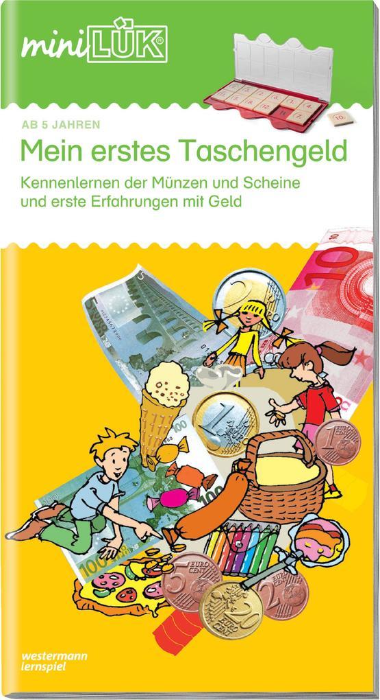 miniLÜK. Mein erstes Taschengeld als Buch von Heiner Müller
