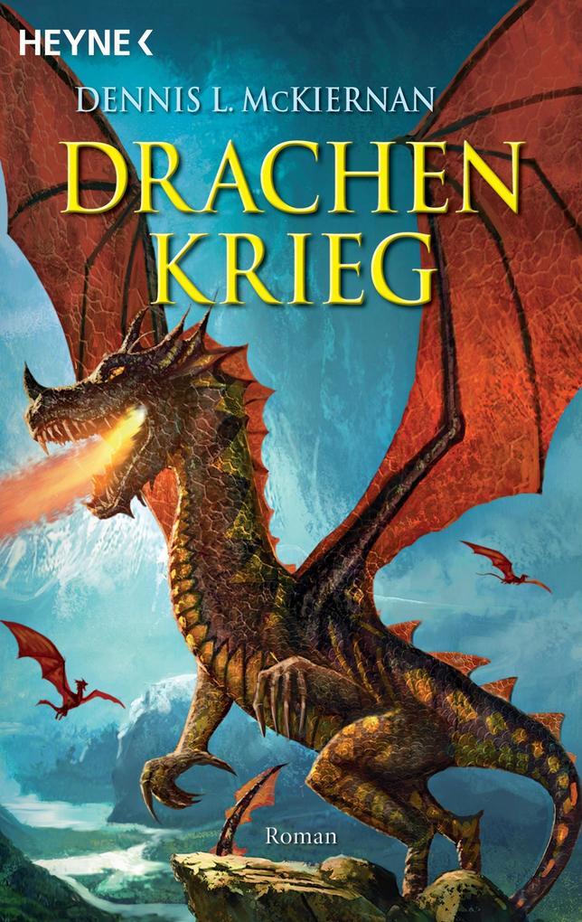 Drachenkrieg als eBook von Dennis L. McKiernan
