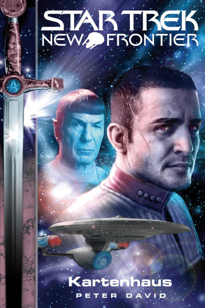 Star Trek - New Frontier 01: Kartenhaus als eBook von Peter David