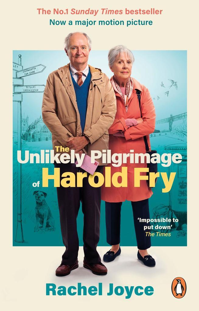 The Unlikely Pilgrimage Of Harold Fry als eBook von Rachel Joyce