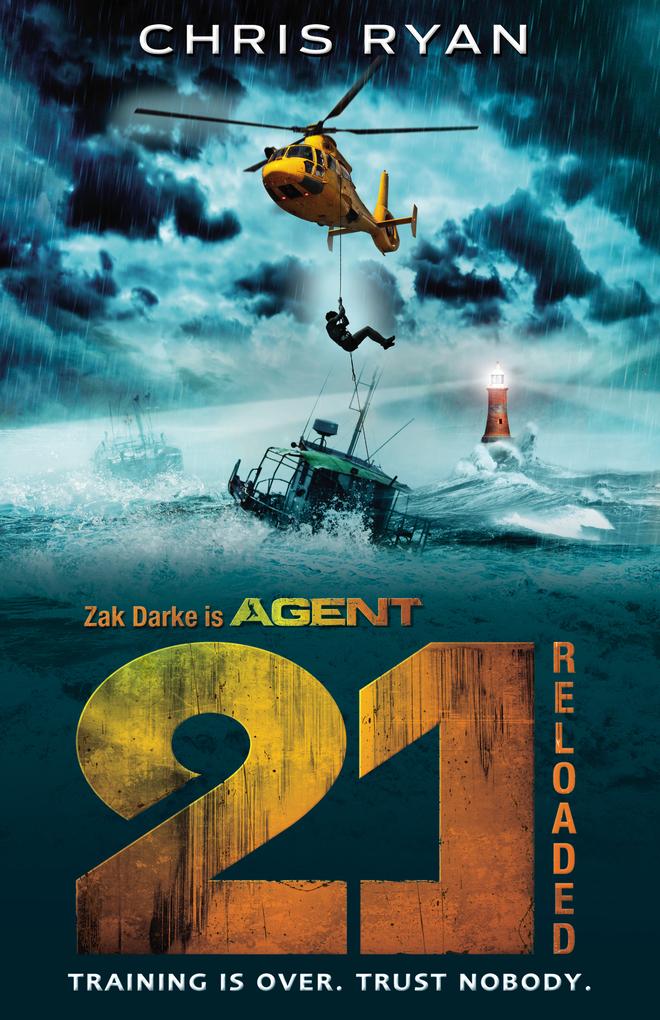 Agent 21: Reloaded als eBook von Chris Ryan