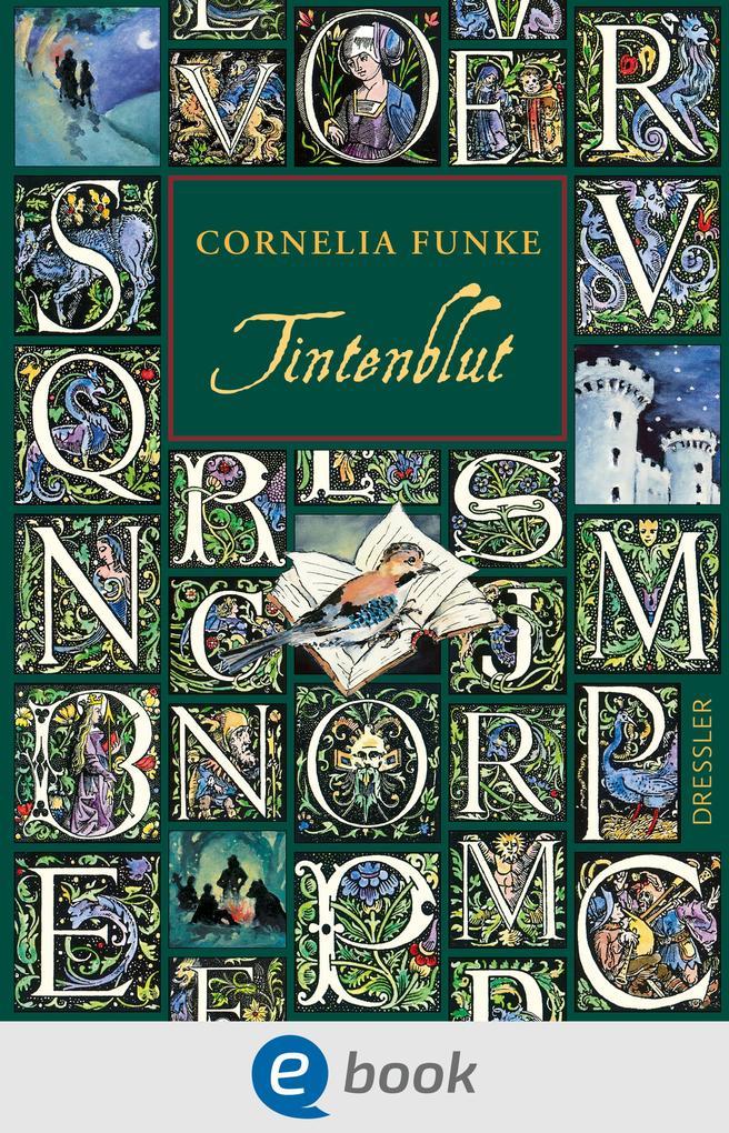 Tintenblut als eBook von Cornelia Funke