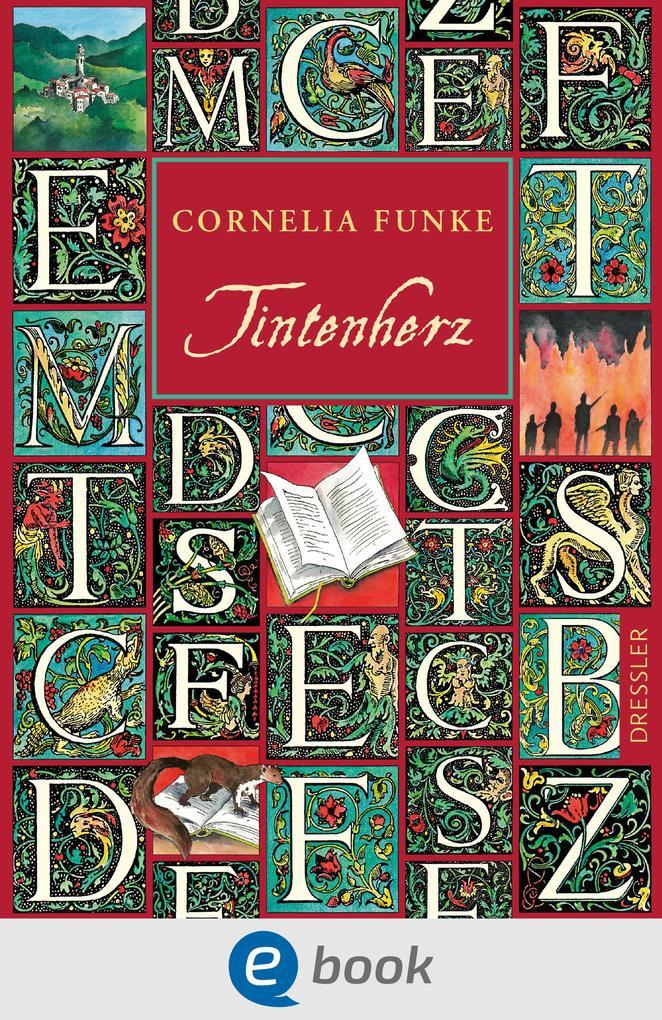 Tintenherz als eBook von Cornelia Funke