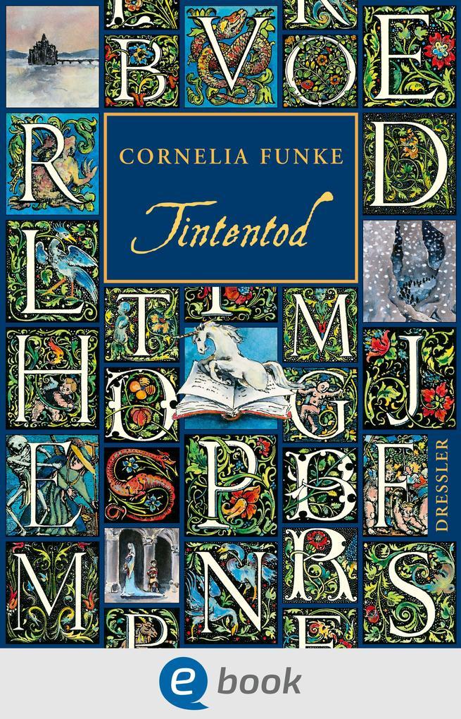 Tintentod als eBook von Cornelia Funke