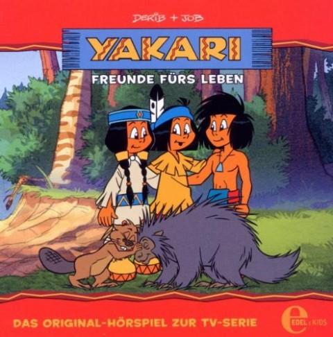 Yakari 05 Freunde fürs Leben als Hörbuch CD von