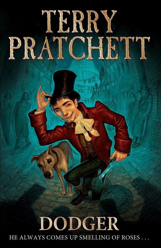 Dodger als eBook von Terry Pratchett