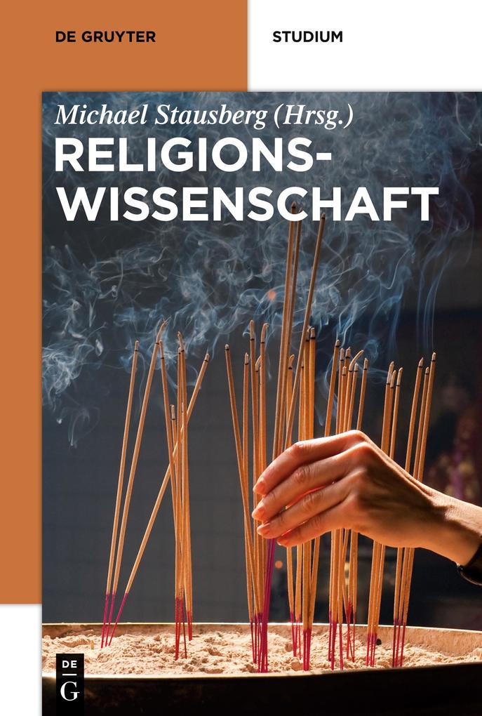 Religionswissenschaft als Buch von