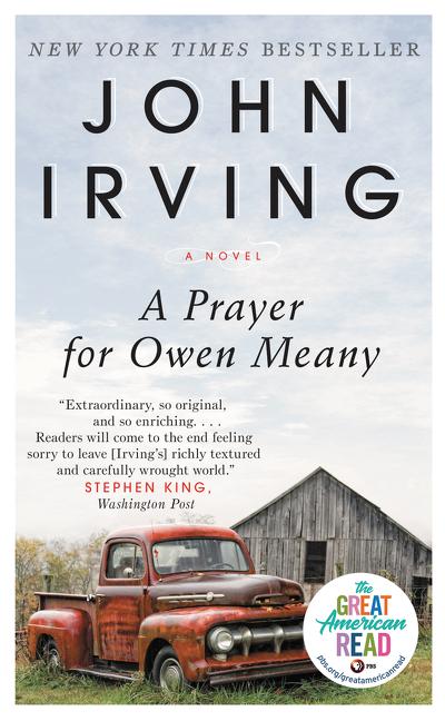 A Prayer for Owen Meany als Taschenbuch von John Irving
