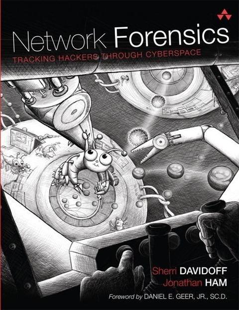 Network Forensics als Buch von Sherri Davidoff, Jonathan Ham