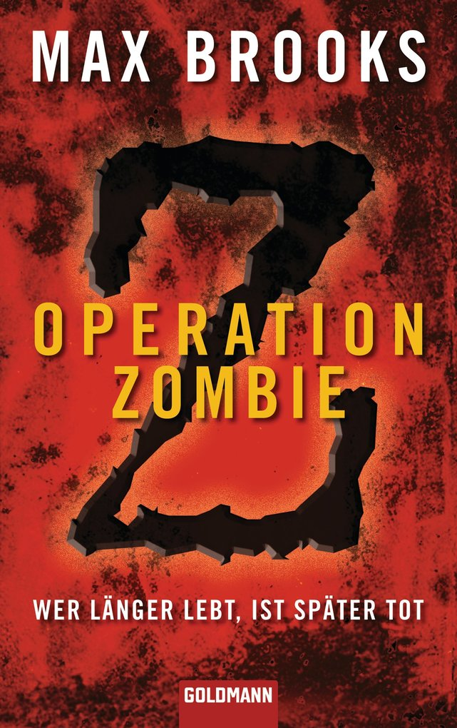 Operation Zombie als eBook von Max Brooks