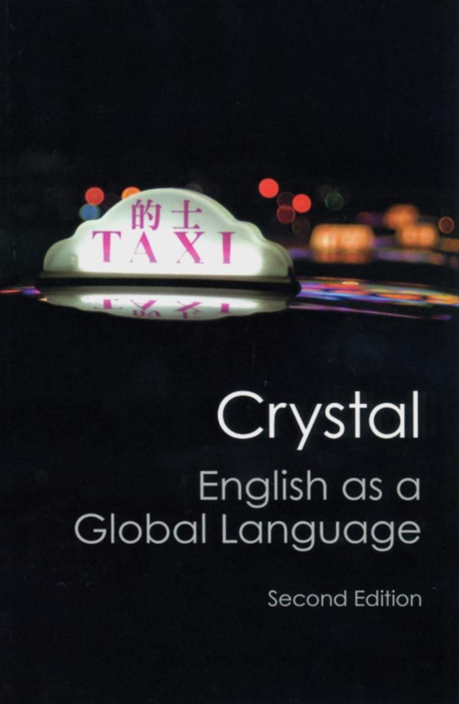 English as a Global Language als Buch von David Crystal