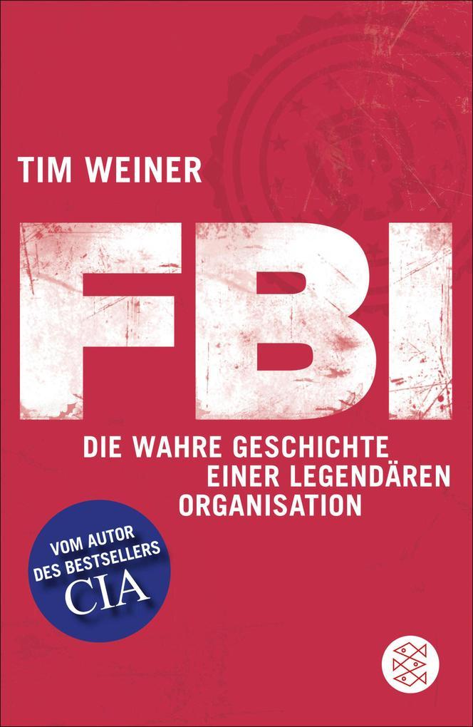 FBI als eBook von Tim Weiner