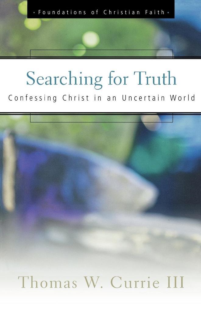 Searching for Truth als Taschenbuch von Thomas ...