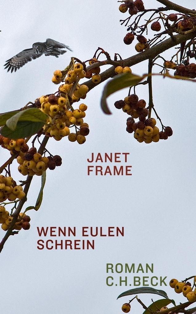 Wenn Eulen schrein als eBook von Janet Frame
