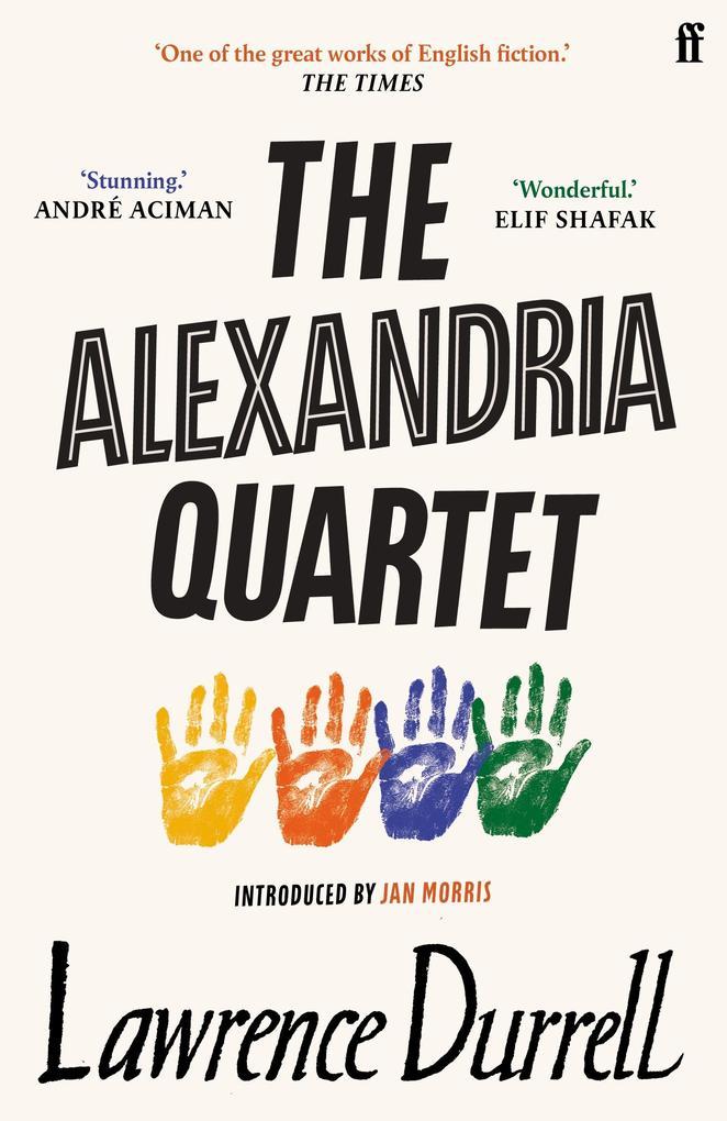 The Alexandria Quartet als Buch von Lawrence Durrell