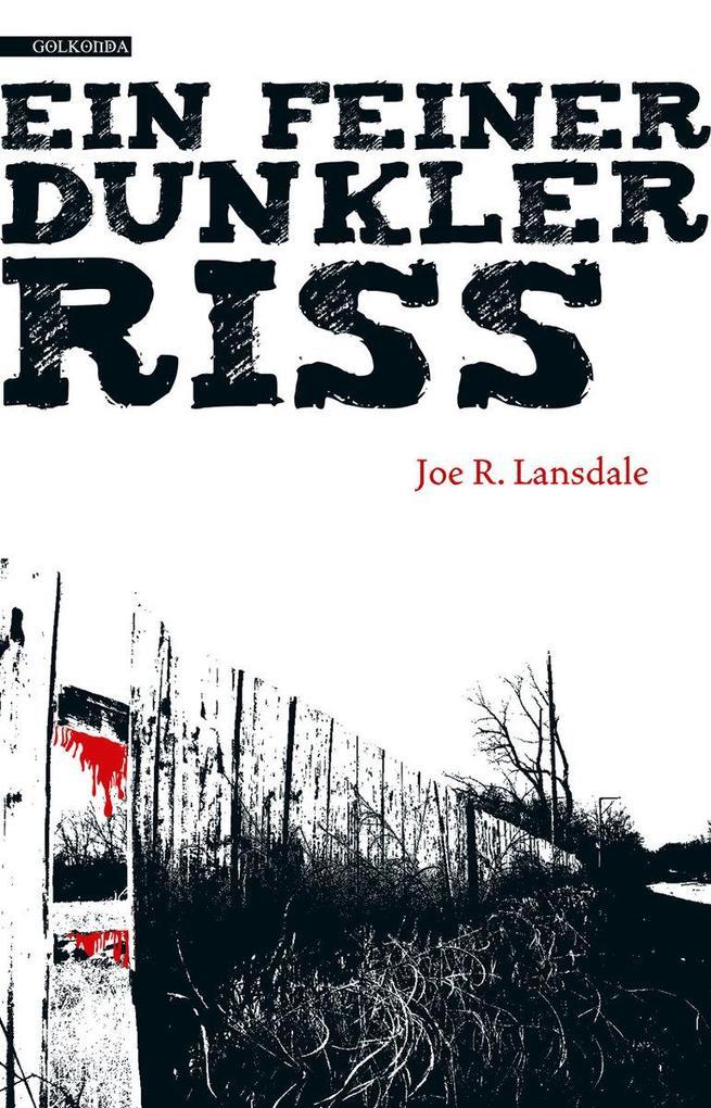 Ein feiner dunkler Riss als eBook von Joe R. Lansdale