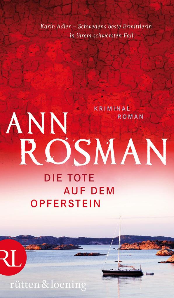 Die Tote auf dem Opferstein als eBook von Ann Rosman