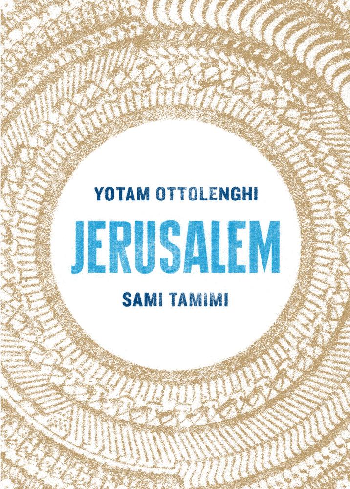 Jerusalem als Buch von Yotam Ottolenghi, Sami Tamimi