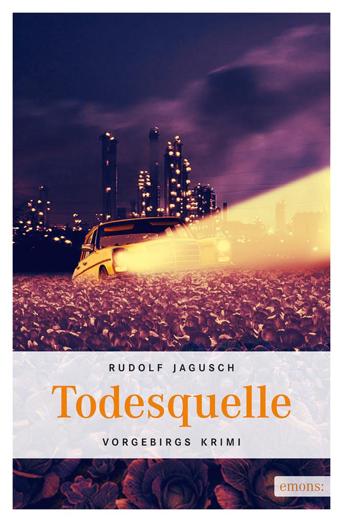 Todesquelle als eBook von Rudolf Jagusch